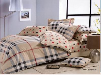 Burberry Bedsheets Sets King And Queen Size 12